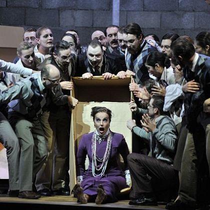 ©Hans Jörg Michel/Theater an der Wien